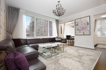 JUST LISTED! Gorgeous 2 Bedroom 2.5 Bathroom @ The Rushmore, UWS